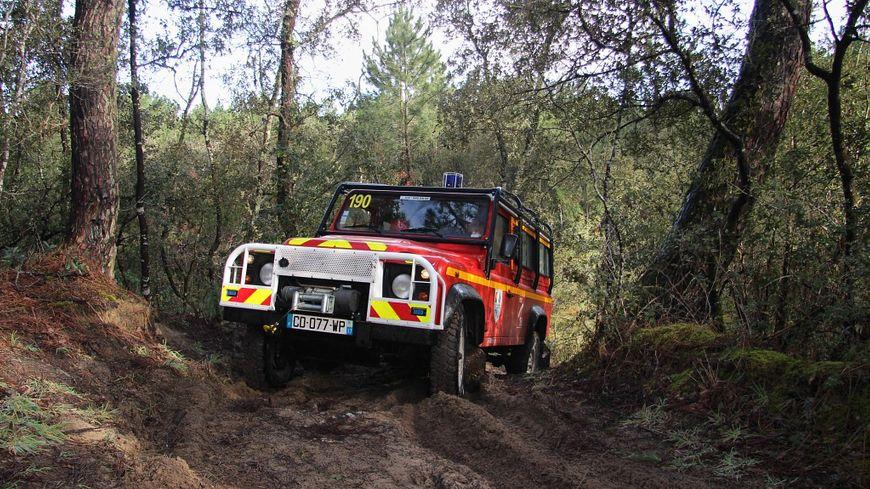 Les pompiers de Charente sont intervenus.