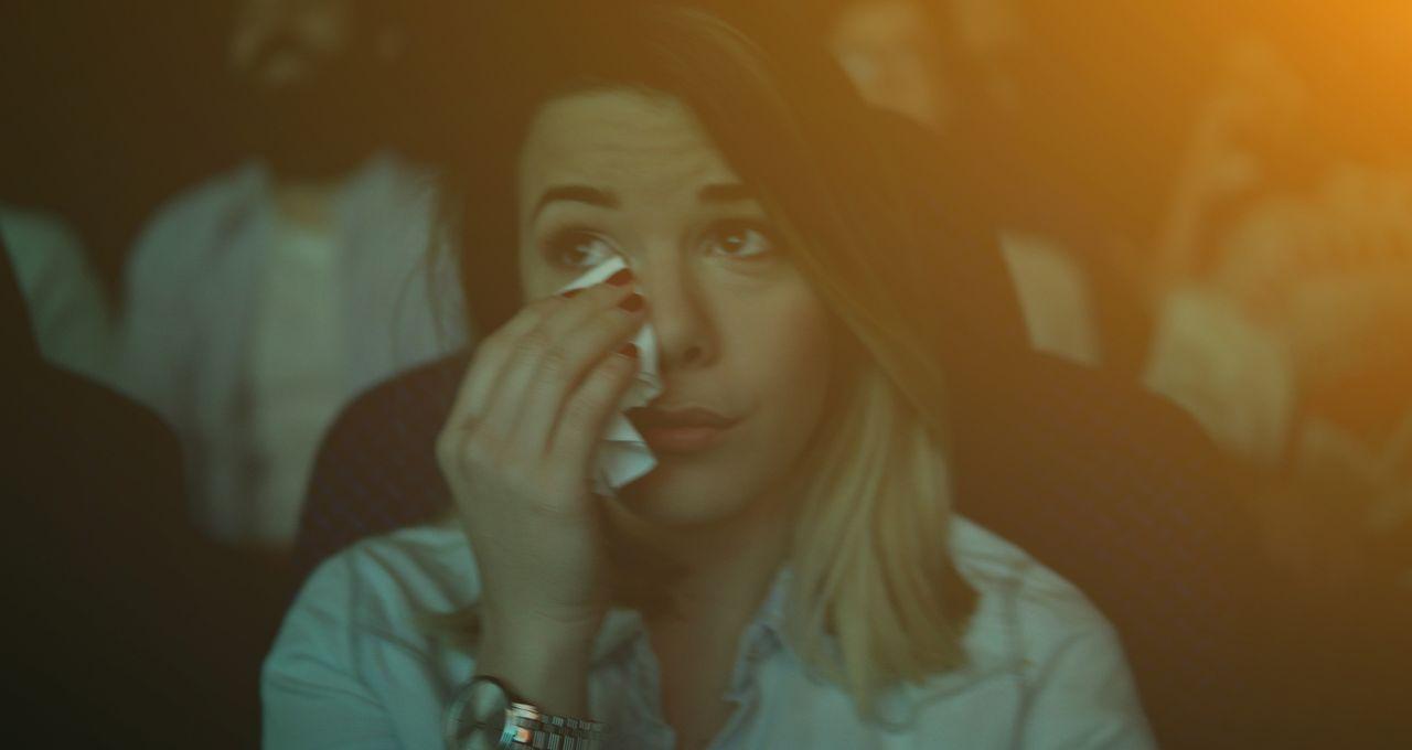 Por que choramos no cinema