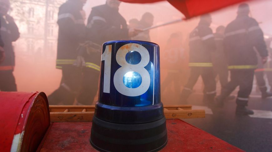 Illustration. La maison a pris feu dans la nuit samedi 27 janvier, les voisins ont appelé les secours vers 2h30 du matin.