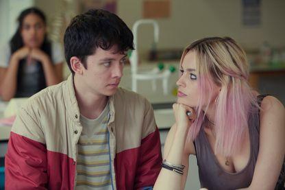 """Image de """"Sex Education"""", la série de Laurie Nunn proposée sur Netflix"""