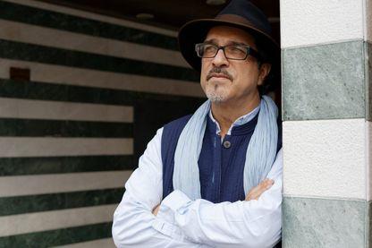L'écrivain et réalisateur, Atiq Rahimi au Festival de littérature Dedica à Pordenone le 10 mars 2018