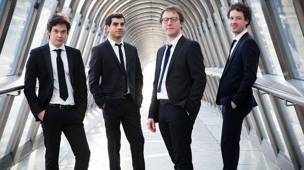 Quatuor Van Kuijk © Andrea Vega