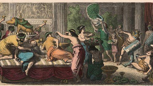 Épisode 3 : Comment la Rome antique a-t-elle encadré les goûts de luxe de ses citoyens ?
