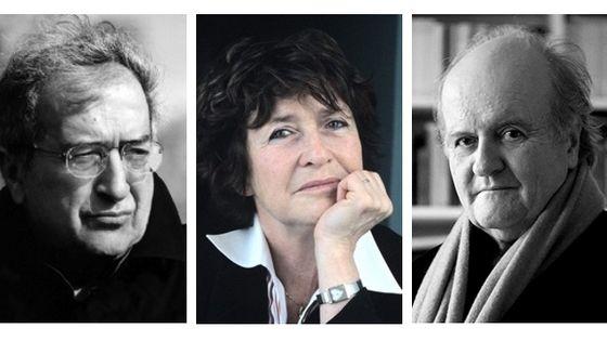 Luciano Berio / Graciane Finzi / Wolfgang Rihm