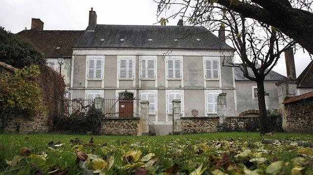 La maison de Saint-Sauveur-en-Puisaye