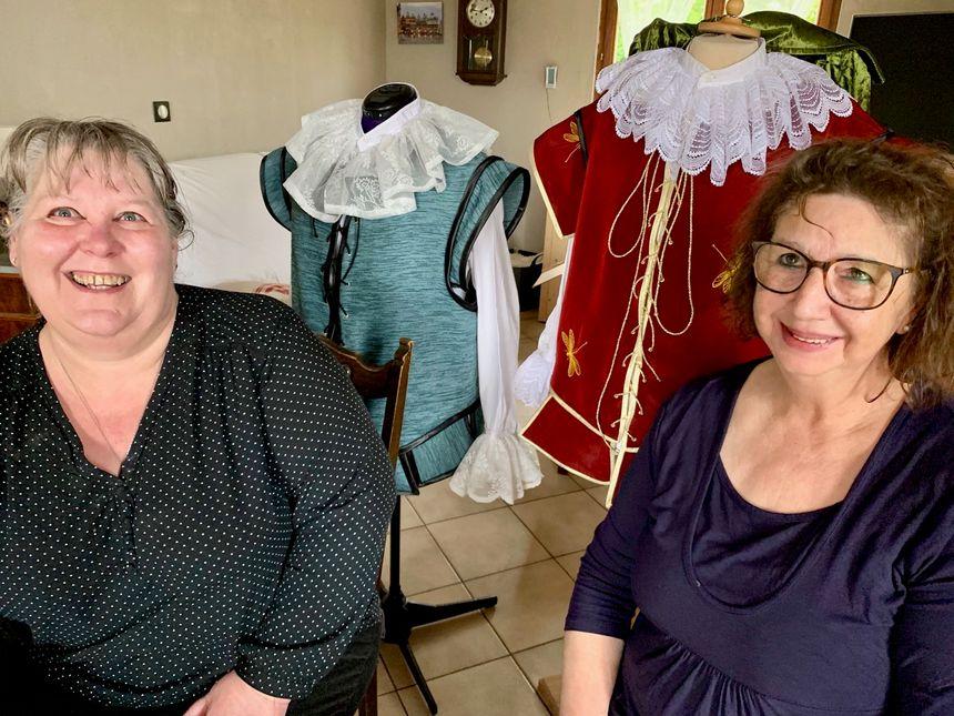 Hausgauen, Marie Noel Luy et Lucia Ober, La Bougeotte de Schwoben