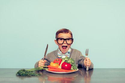 Donner le goût des légumes et des fruits dès le plus jeune âge