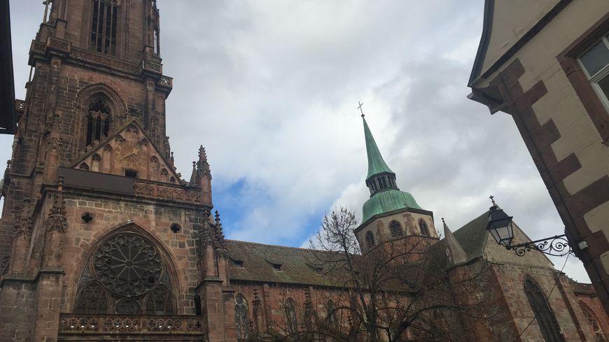 L'église Saint-Georges a été victime de vandalisme