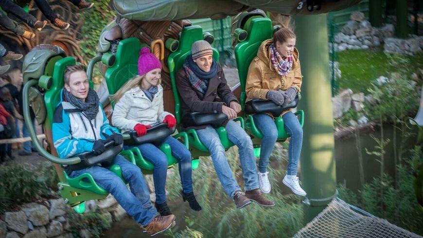 Les attractions les plus folles d'Europa Park ont fait le plein en 2018 !