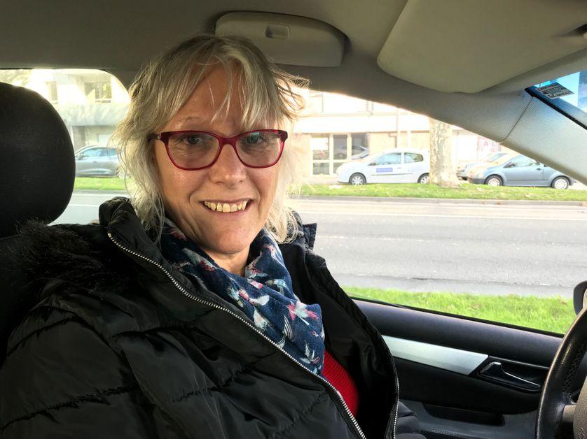 Michèle Babin, présidente de la Fédération nationale des assistants familiaux