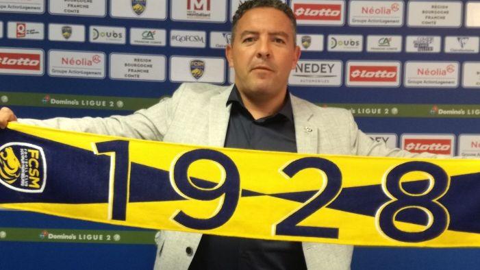 David Vizcaino ne sera resté que 6 mois directeur sportif du FCSM