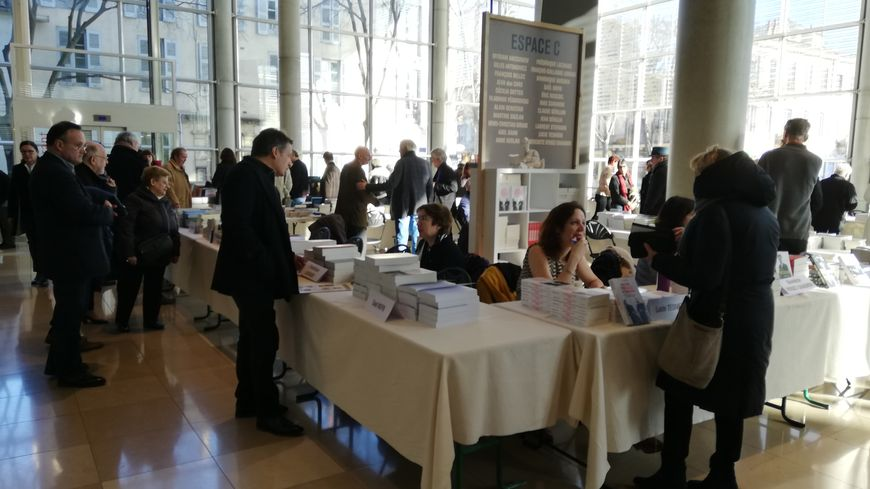 La 18ème édition du festival de la biographie se déroule du vendredi 25 au dimanche 27 janvier au Carré d'Art à Nîmes.