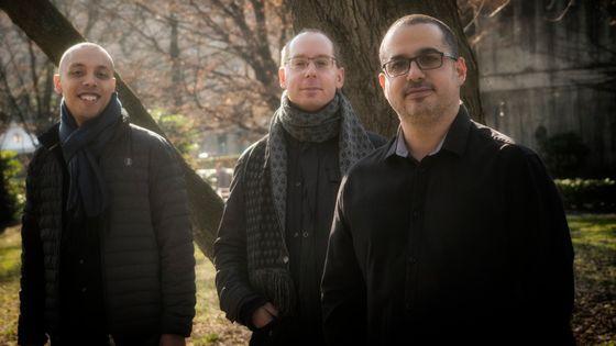 Donald Kontomanou, Yoni Zelnik, Yonathan Avishai