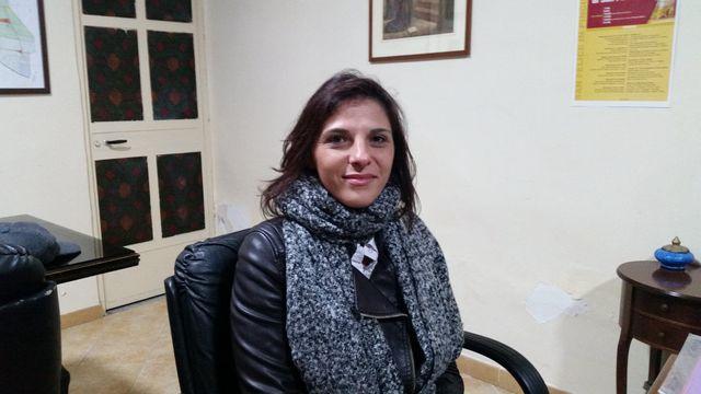 Anna, mère de trois enfants à Pomigliano d'Arco