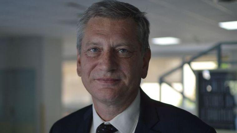 Eric Spitz, le préfet de la Drôme