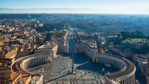 Épisode 2 : Le Vatican, un Etat à part ?