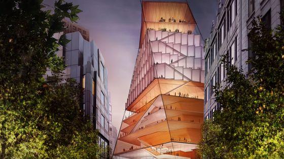 Le futur Centre de musique de Londres imaginé par Diller Scofidio + Renfro