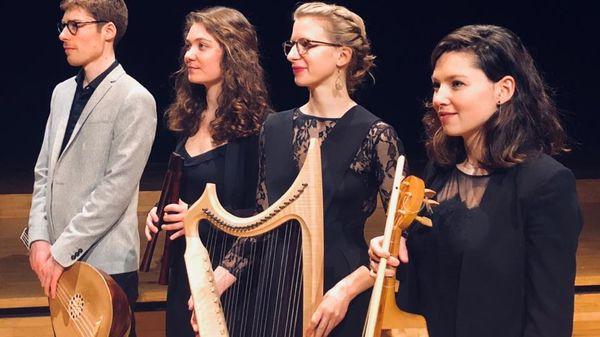 Isabelle Druet ; Vanessa Benelli Mosell, Patrick Messina et Henri Demarquette ; l'Ensemble Apotropaïk