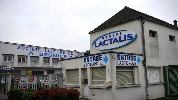 Le siège de Lactalis en Mayenne
