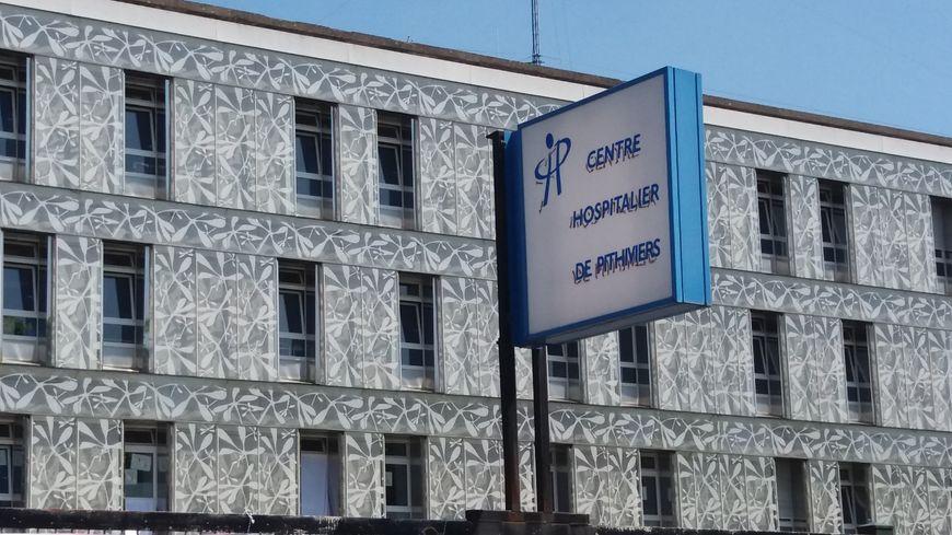 Le centre hospitalier de Pithiviers