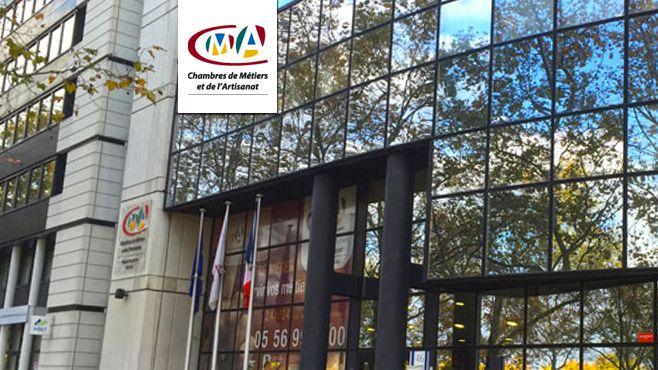 La chambre des métiers et de l'artisanat de la Gironde propose de reprendre des entreprises artisanales. Auteur : CMAI 33