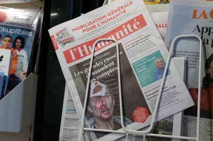 """Le Journal """"L'Humanité"""""""