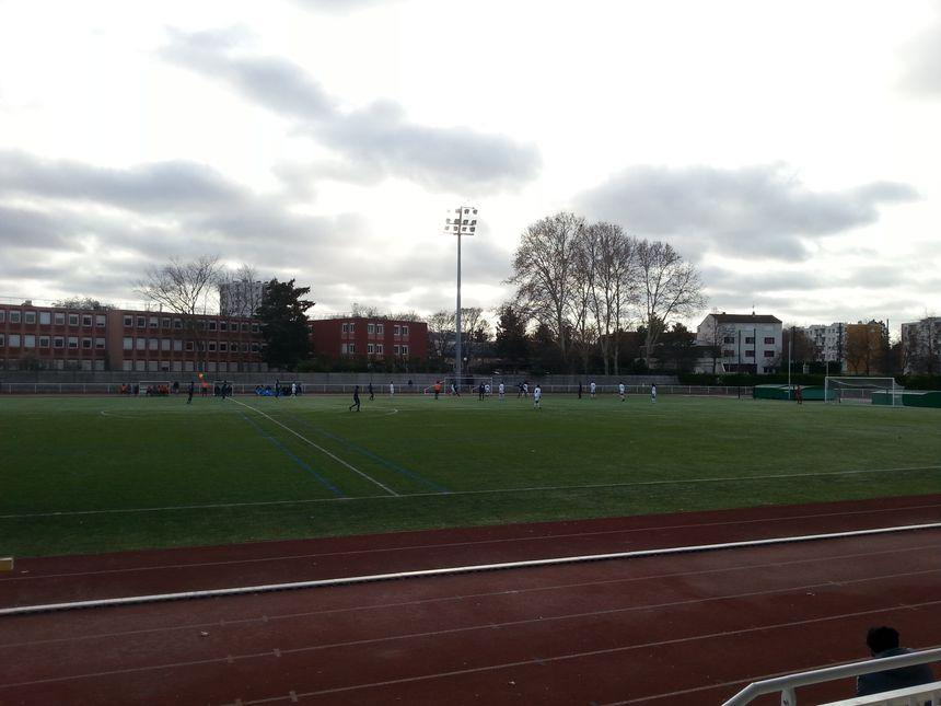 Les 19 ans de l'AJA l'ont emporté 2-0 à Bobigny, en 32èmes de finale de la coupe Gambardella