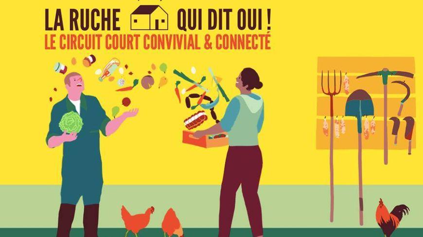 La Ruche Qui Dit Oui à Saint-Etienne, salle Blocabrac, 43 rue Saint Just