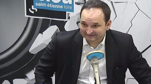 Régis Juanico, député génération de la Loire