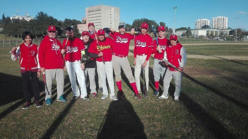 Nous sommes aussi un département de baseball ! Le club de Perpignan