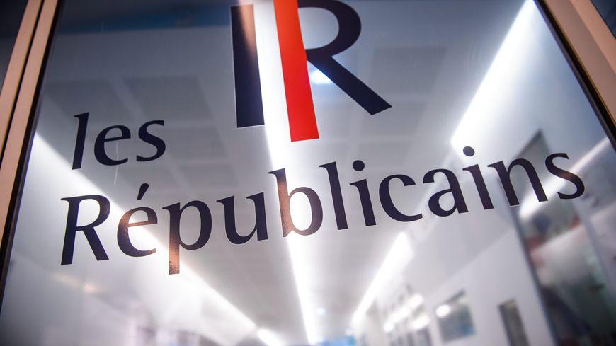 Le logo du parti Les Républicains.