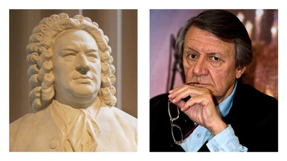 Bach et Michel Plasson