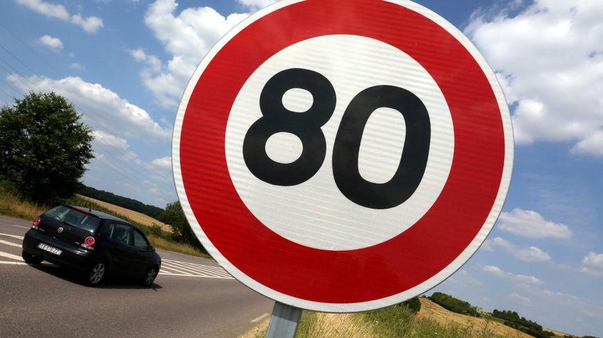 Le premier vrai bilan du passage au 80 km/h est prévu pour juillet 2020.