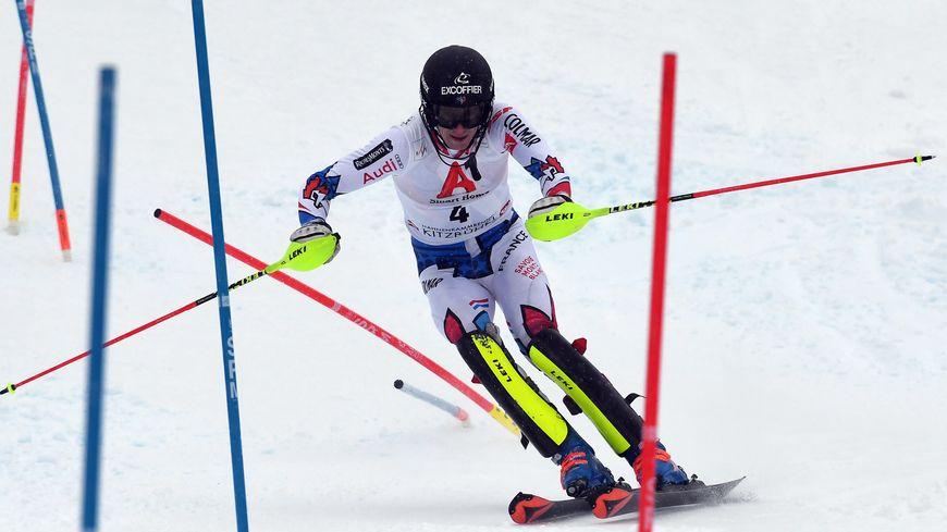 Le vosgien Clément Noël remporte le slalom de Kitzbul en Autriche