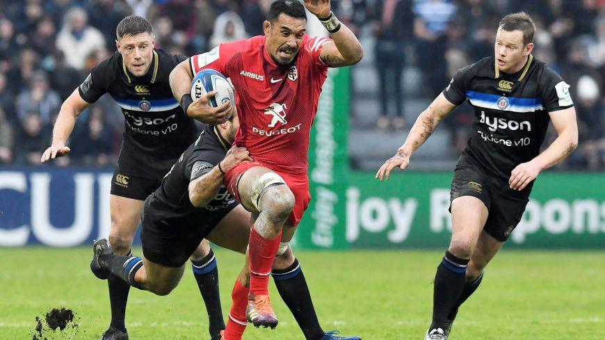 Toulouse a vaincu Bath ce dimanche, mais sans bonus offensif.