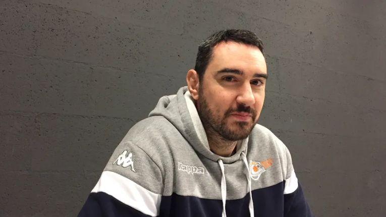 """Thomas Andrieux, coach du BBD, est conscient que ce match est """"une petite finale"""""""