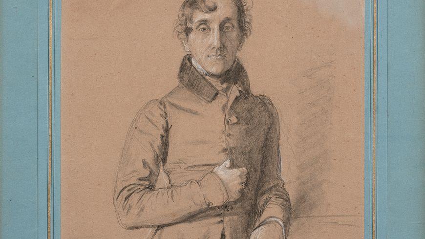 Le dessin du Comte Molé signé Ingres a été acheté plus d'un million d'euros par un Américain