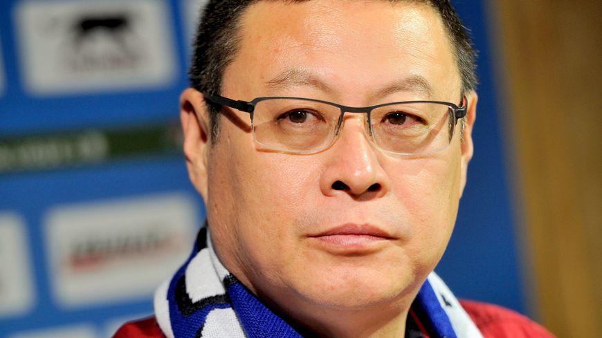 James Zhou a déjà investi plus de 30 millions d'euros à l'AJA