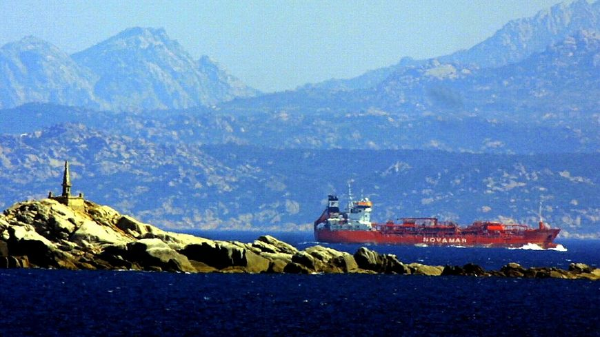 La Sardaigne souhaite créer une station de pilotage pour sécuriser les Bouches de Bonifacio