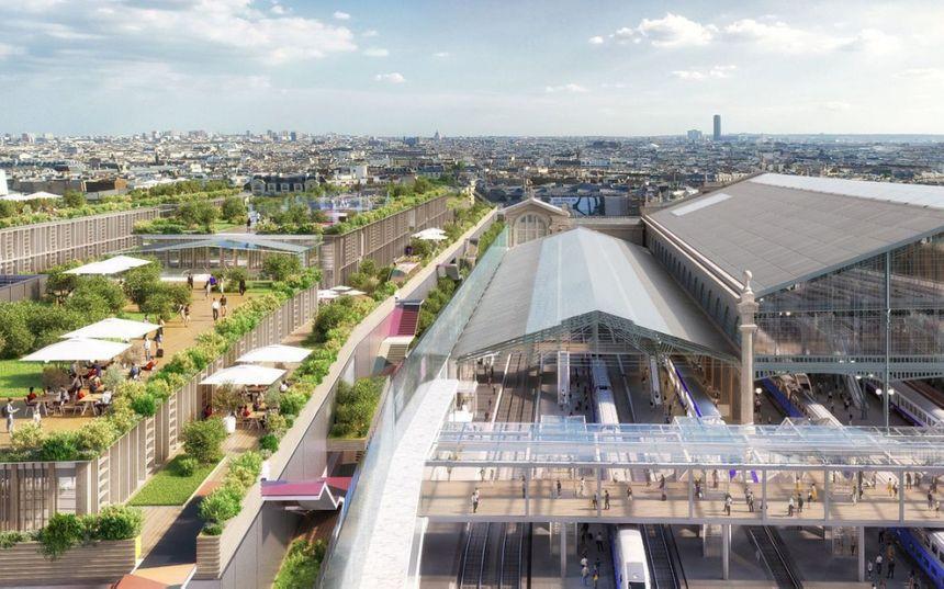 La future Gare du Nord
