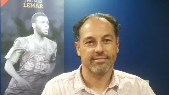 Stéphane Nado dirige le centre de formation du SM Caen depuis cet été