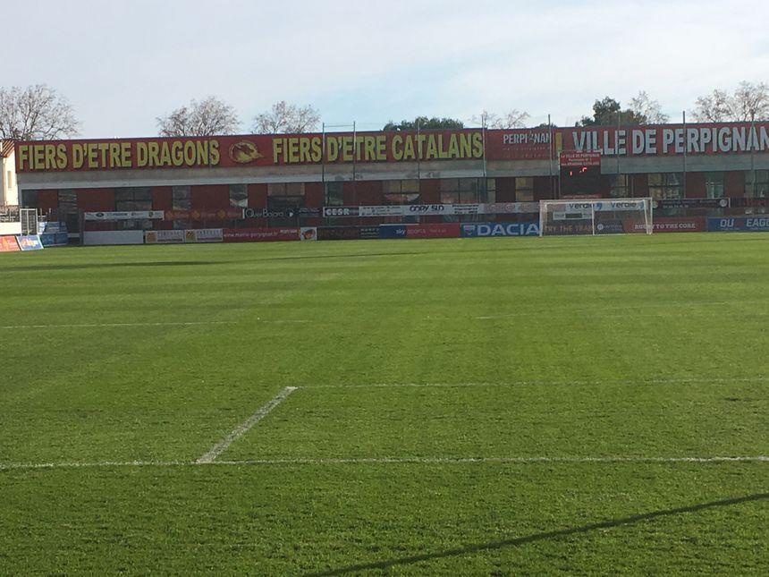 Le stade Brutus, l'antre du rugby à XIII à l'heure de la Coup de France de football