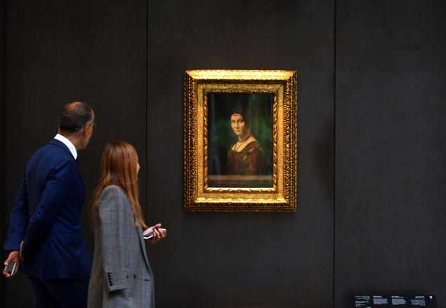 Le Louvre créera des octobre l'événement avec une exposition Leonardo da Vinci