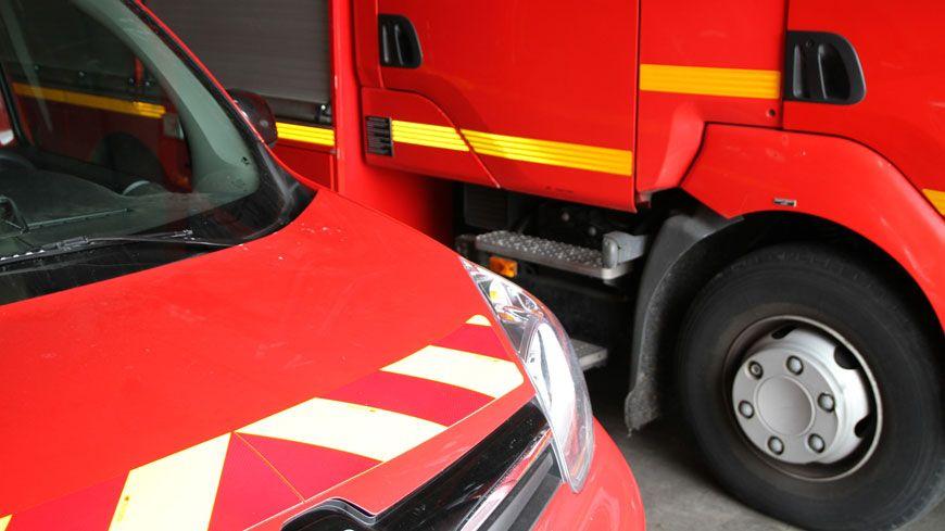 Les quatre hommes sont soupçonnés d'avoir volé deux véhicules dans la caserne des pompiers de Montbrison (image d'illustration)