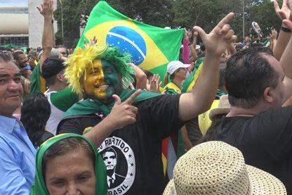 Brésil : Investiture de Jail Bolsonaro