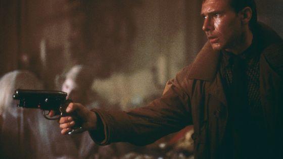 Blade Runner - Harrison Ford