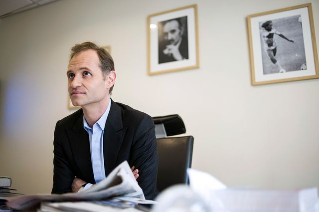 """Faut-il renoncer à couvrir les manifestations de """"gilets jaunes"""" se demande Fabien Namias dont une équipe de LCI a été agressée à Rouen samedi"""
