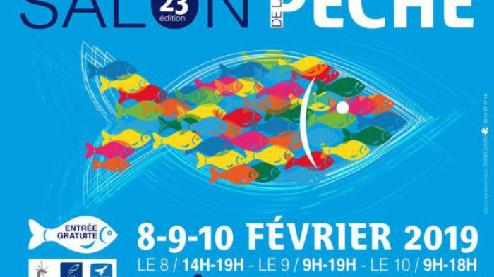 Le salon de la pêche s'organise à Châteauroux.