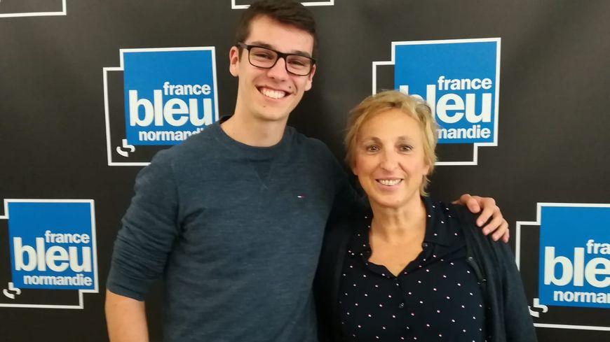 """Charles Fraboulet, candidat de l'émission """"le meilleur Pâtissier"""" sur M6"""