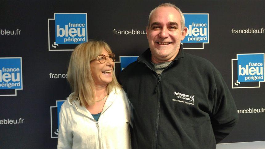 Marie-France & François Gard